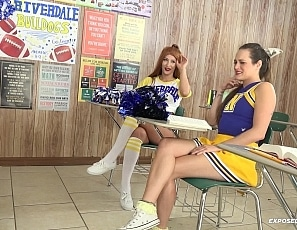 davina-davis-and-dacey-harlet-cheerleader-blowjob-HD